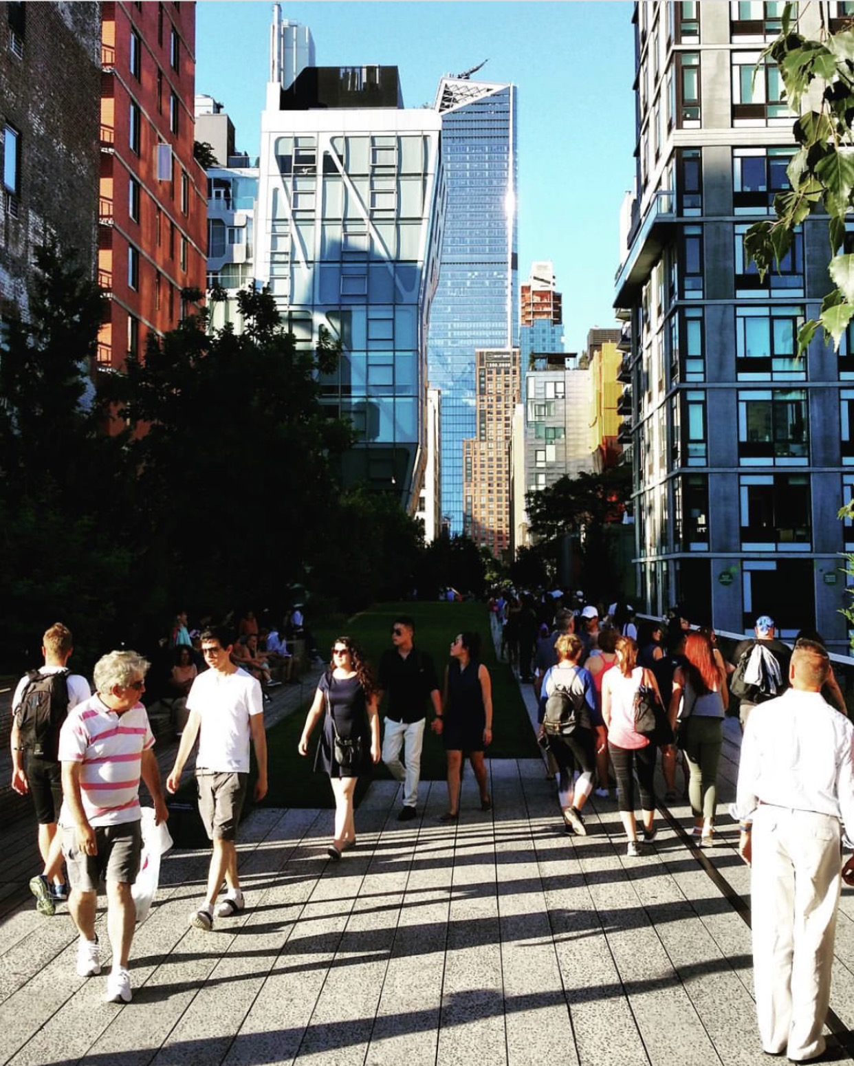 The High Line_architecture