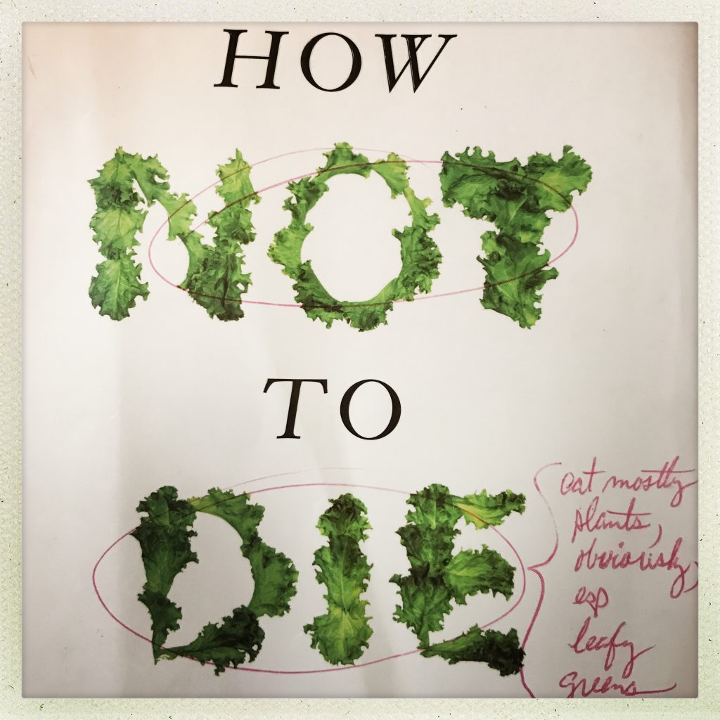 Notes From How Not To Die